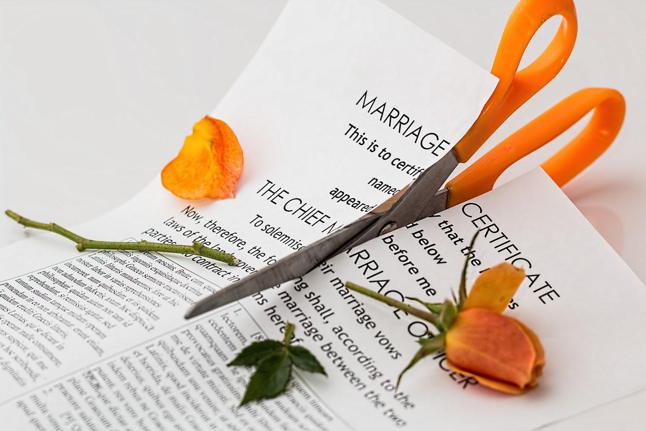 vendre sa maison quand on divorce