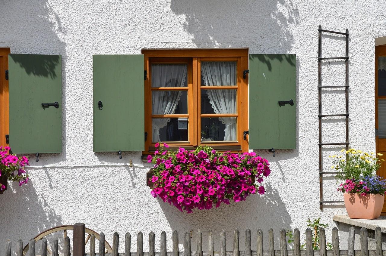 repeindre volets locataire ou proprietaire