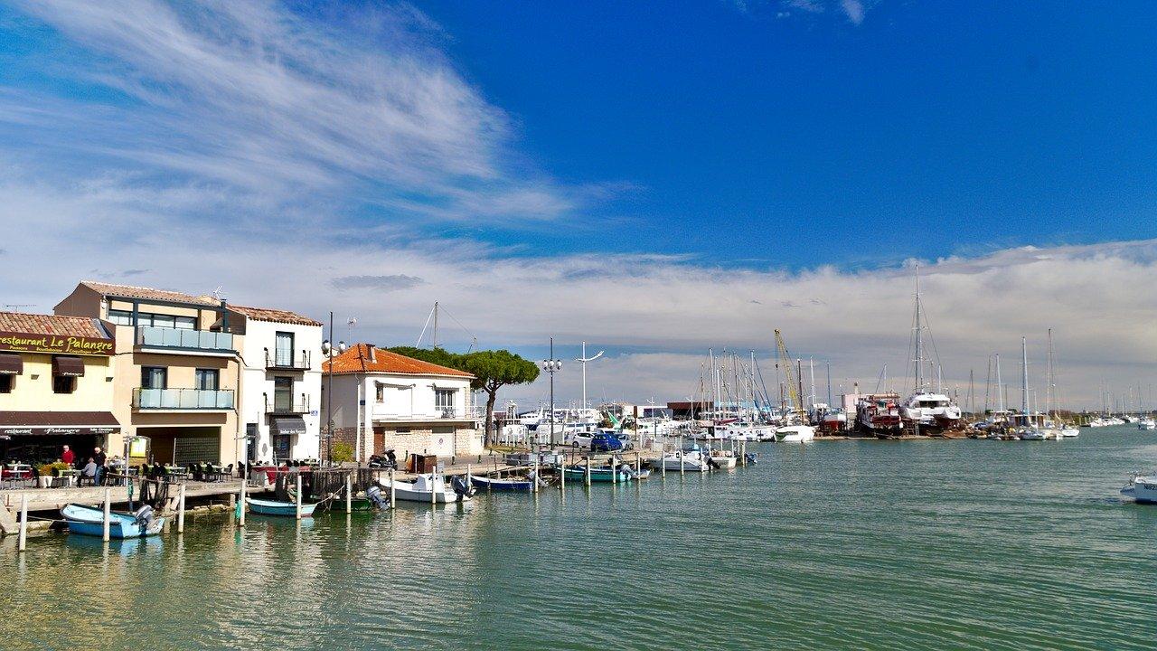 immobilier port camargue