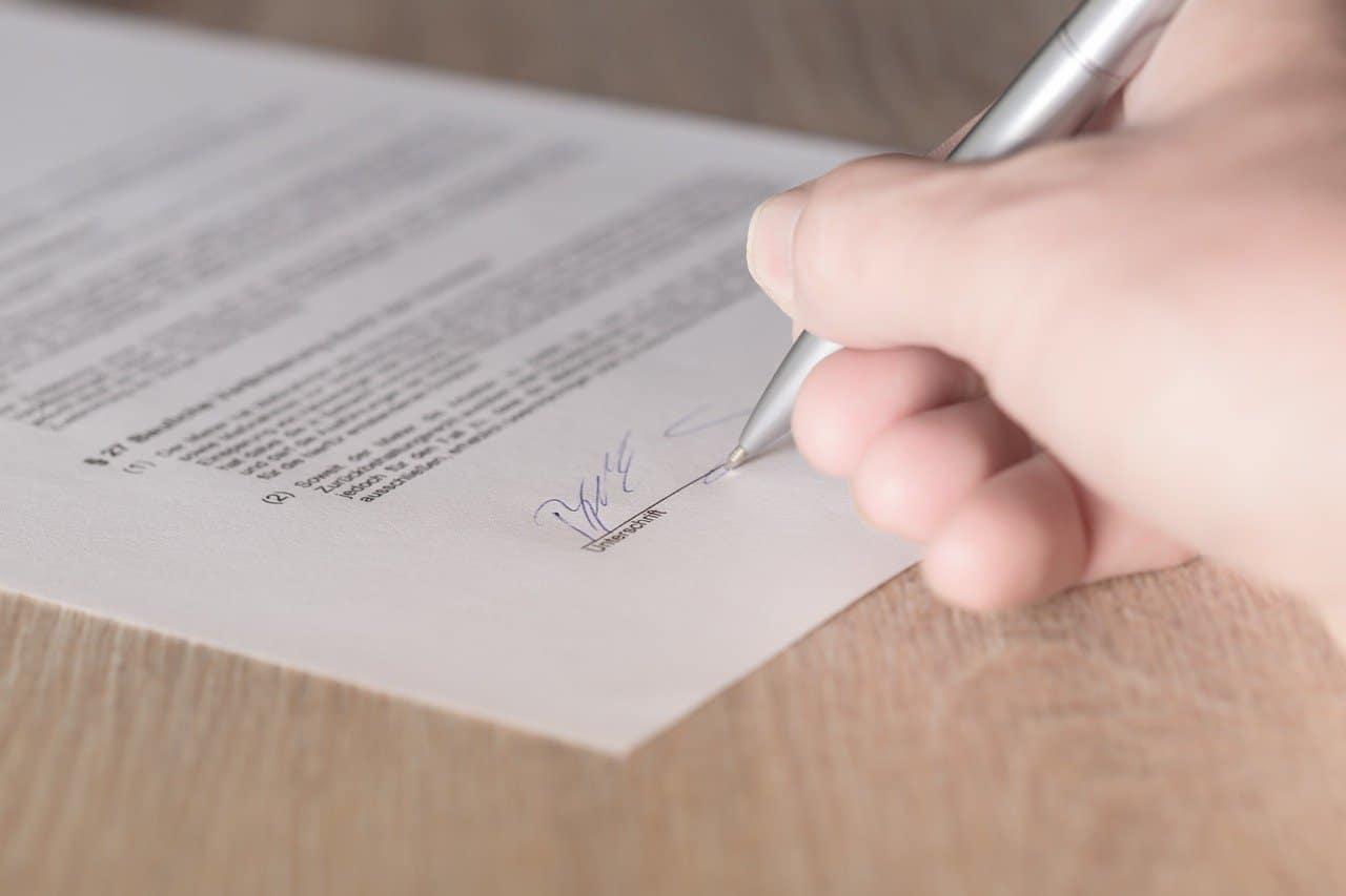 délais pour la signature d'un compromis de vente